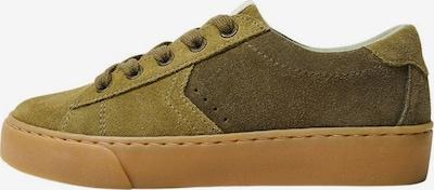 MANGO KIDS Sneaker 'Youngs' in khaki / oliv, Produktansicht