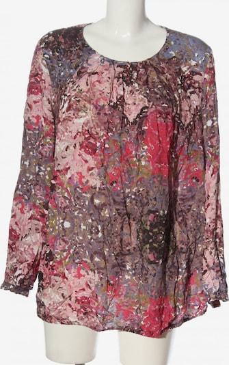ERFO Langarm-Bluse in 4XL in braun / hellgrau / pink, Produktansicht