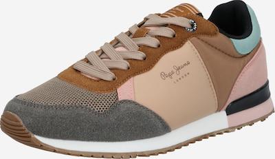 Pepe Jeans Zemie apavi 'Archie Lady' jauktu krāsu, Preces skats