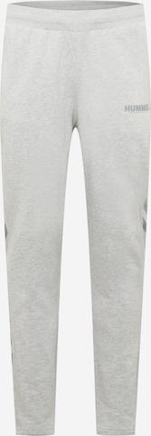 Hummel Spodnie sportowe 'Legacy' w kolorze szary