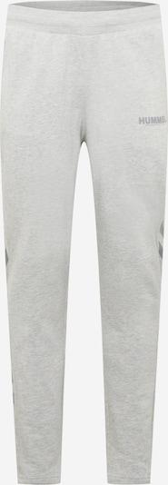 Hummel Спортен панталон 'Legacy' в сив меланж, Преглед на продукта