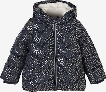 s.Oliver Winter Jacket in Blue