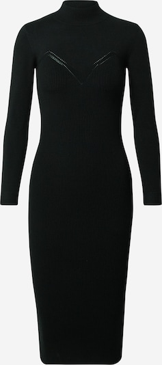 Rochie tricotat 'Ashley' GUESS pe negru, Vizualizare produs