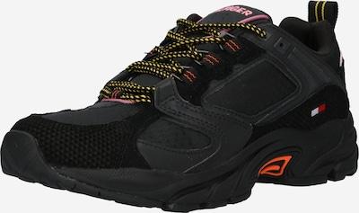Sneaker low Tommy Jeans pe negru, Vizualizare produs