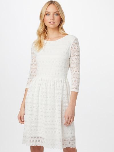 ONLY Klänning 'EDITH' i vit, På modell