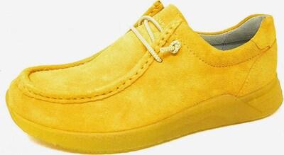SIOUX Schnürschuh in gelb, Produktansicht