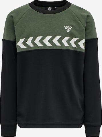 Hummel Athletic Sweatshirt in Green