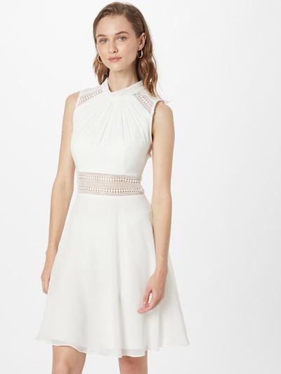 Vera Mont Cocktailkleid in weiß, Modelansicht