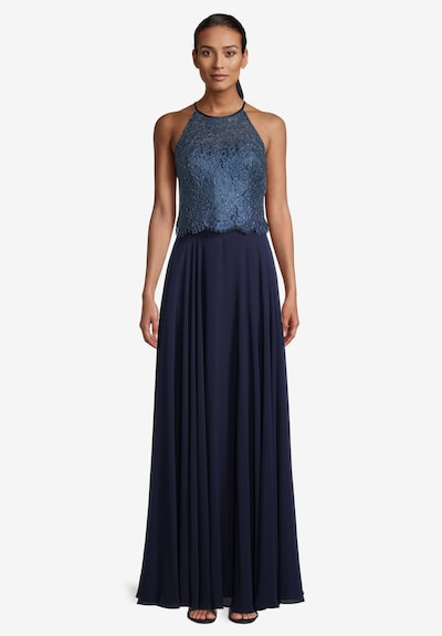 Vera Mont Abendkleid in navy, Modelansicht