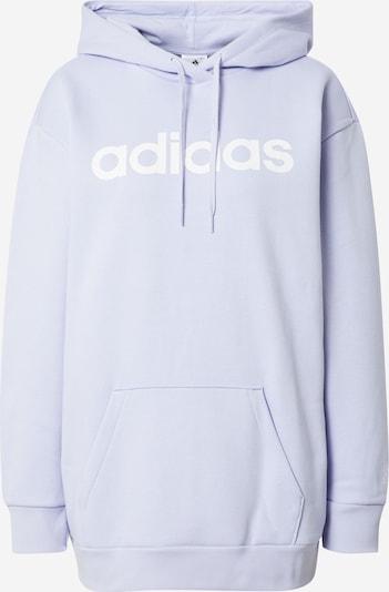 ADIDAS PERFORMANCE Sweatshirt in flieder / weiß, Produktansicht