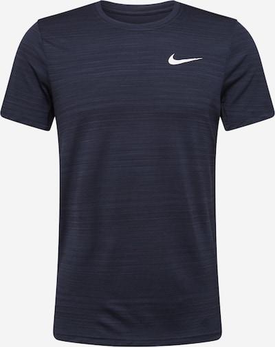 NIKE Functioneel shirt in de kleur Navy, Productweergave