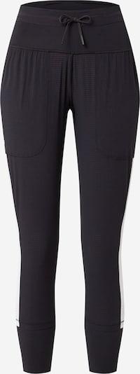 Pantaloni sport ' Run Anywhere ' UNDER ARMOUR pe negru, Vizualizare produs