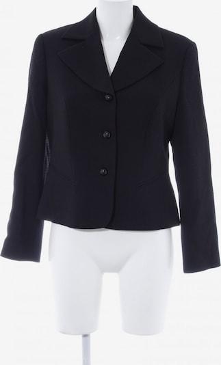 ǝe Elégance Blazer in M in Black: Frontal view