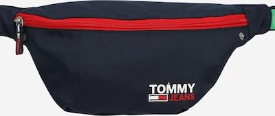 Tommy Jeans Чанта за кръста в тъмносиньо / червено / бяло, Преглед на продукта