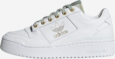 Sneaker low 'Forum Bold' ADIDAS ORIGINALS pe auriu / alb, Vizualizare produs