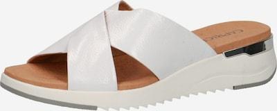 CAPRICE Pantolette in weiß, Produktansicht