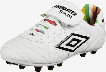 UMBRO Soccer Cleats in White