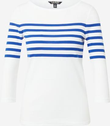 Lauren Ralph Lauren Shirt 'HALIAN' in Weiß