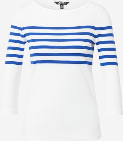 Lauren Ralph Lauren Majica 'HALIAN' u plava / bijela, Pregled proizvoda