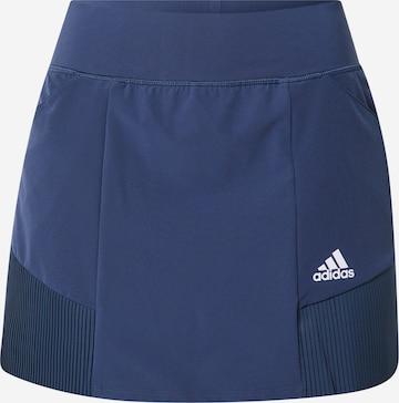 adidas Golf Athletic Skorts in Blue