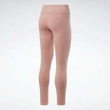 Reebok Classics Leggings in Pink