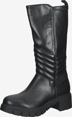 bugatti Boots in Black