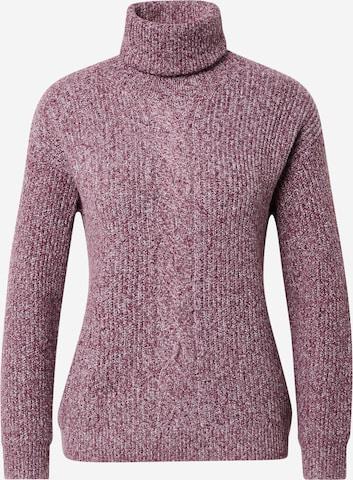 ROXY Sweater 'BREEZE OF WATER' in Red