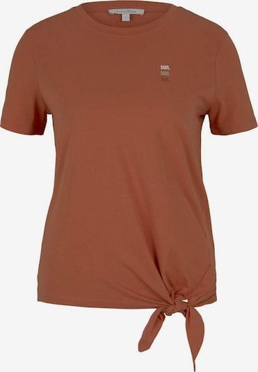 TOM TAILOR DENIM Shirt in de kleur Kreeft, Productweergave