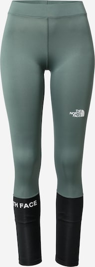 THE NORTH FACE Workout Pants in Jade / Black, Item view