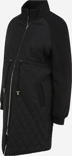 MAMALICIOUS Starpsezonu mētelis 'KABELA', krāsa - melns, Preces skats
