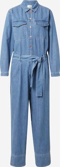 SECOND FEMALE Jumpsuit 'Ingrid' in de kleur Blauw denim, Productweergave
