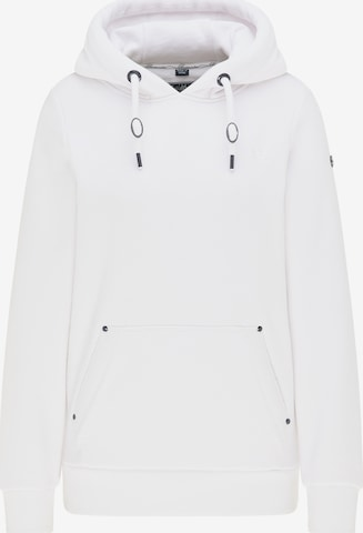 DreiMaster Maritim Sweatshirt in White