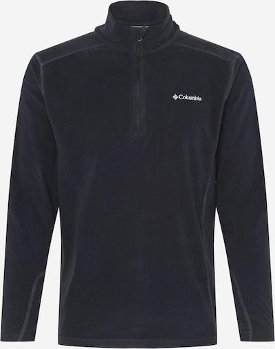 COLUMBIA Sporttrui 'Klamath Range II' in de kleur Zwart / Wit, Productweergave