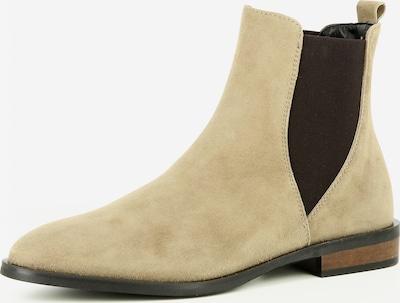 Gianluca Pisati Boots Elettra in beige, Produktansicht