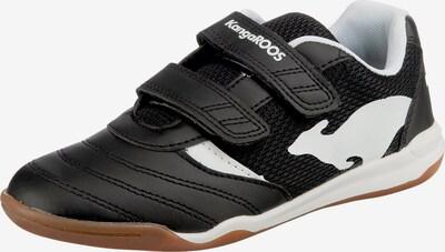 KangaROOS Sportschuh 'Chelo Comb' in schwarz / weiß, Produktansicht