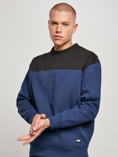 Urban Classics Sweatshirt in de kleur Donkerblauw, Productweergave