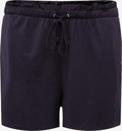ABOUT YOU Curvy Shorts 'Carla' in schwarz, Produktansicht