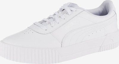PUMA Sneakers low 'Carina L' in White, Item view