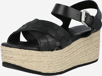 SHABBIES AMSTERDAM Sandaler i sort, Produktvisning