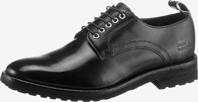 MELVIN & HAMILTON Schnürschuh in schwarz, Produktansicht