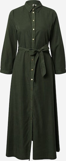 PIECES Košeľové šaty - zelená, Produkt