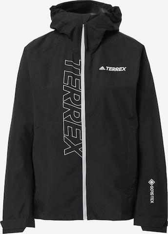 adidas Terrex Outdoor Jacket in Black