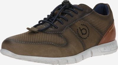 Sneaker low 'Bambola' bugatti pe maro / pământiu, Vizualizare produs