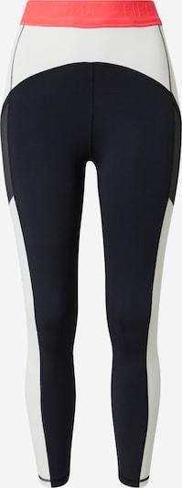 Pantaloni sport PUMA pe portocaliu somon / negru / alb, Vizualizare produs