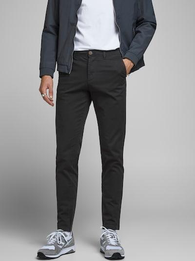 JACK & JONES Hose 'MARCO' in schwarz, Modelansicht