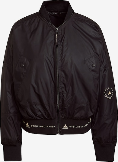 adidas by Stella McCartney Sports jacket in Black / White, Item view