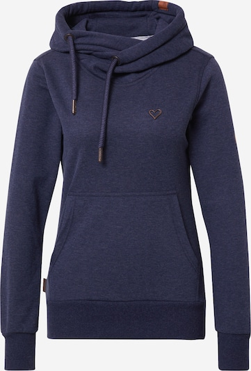 Alife and Kickin Sweatshirt 'Sarah' in marine, Produktansicht