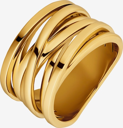 Heideman Bague 'Serpi' en or, Vue avec produit