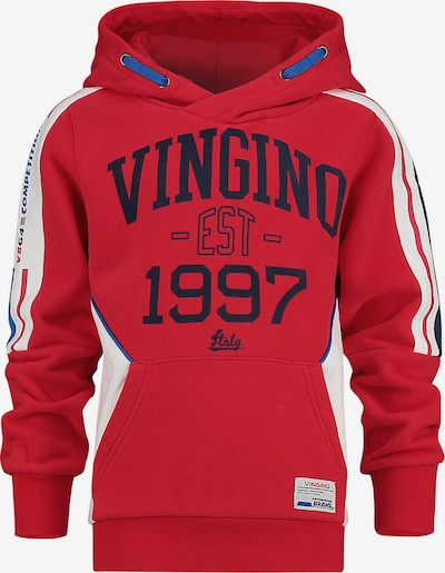 VINGINO Sweatshirt 'Njan' in rot, Produktansicht