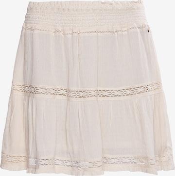 Superdry Skirt in Beige